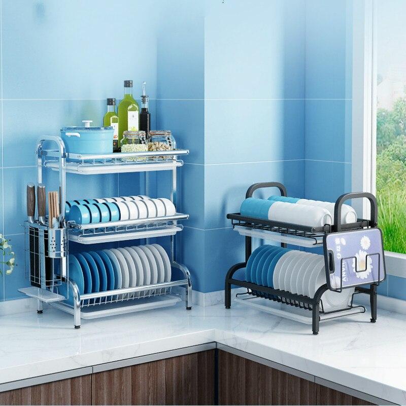 رف تخزين المطبخ الاسكندنافي مع خطاف معدني ، متعدد الوظائف ، رف تخزين بسيط ، للتوابل ، منتجات منزلية DG50SR