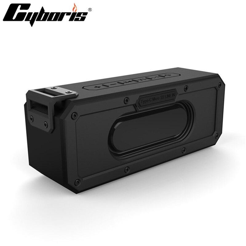 Cyboris X3 Pro 40W Portable Speakers Caixa De Som Bluetooth Speaker Wireless Subwoofer sound bar Waterproof Speaker Non Tronsmar
