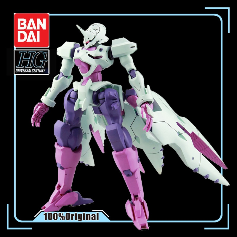 BANDAI HG 1/144 Gundam Reconguista In G G-LUCIFER VGMM-Gf10 Gundam Effects Action Figure Model Modification
