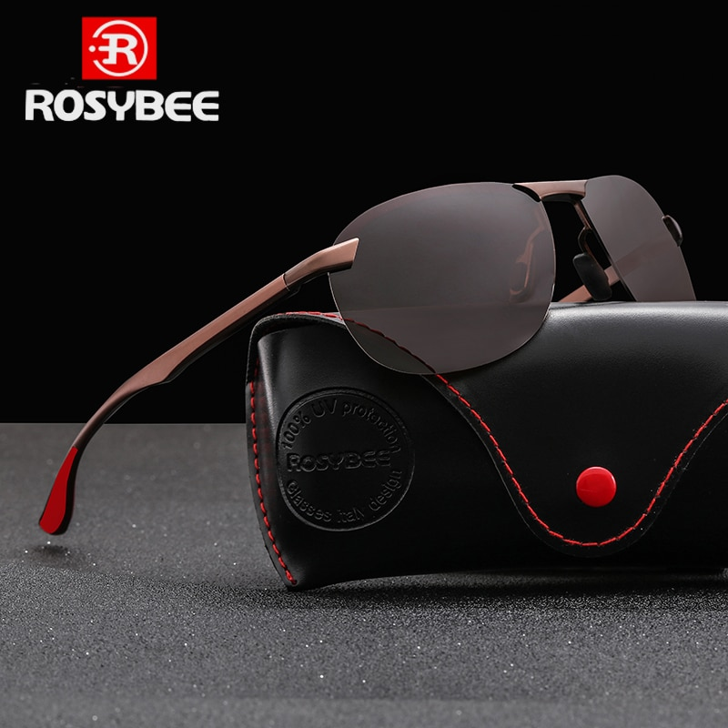 Designer Aluminum Sunglasses Men Polarized Fashion metal high quality Sun Glasses Fishing Driving Go