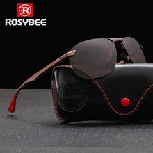 Designer Aluminum Sunglasses Men Polarized Fashion metal high quality Sun Glasses Fishing Driving Go