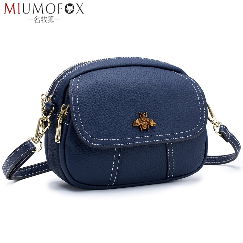 2020 nova moda de couro vaca aleta saco do mensageiro das mulheres pequena bolsa ombro senhora mini bolsa designer marca feminina crossbody saco