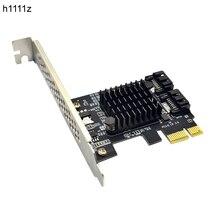 H1111Z dodaj kontroler karty SATA 3 PCIE SATA3 PCIE/PCI-E karta SATA/rozszerzenie/mnożnik pci express SATA Port Marvell 88SE9125