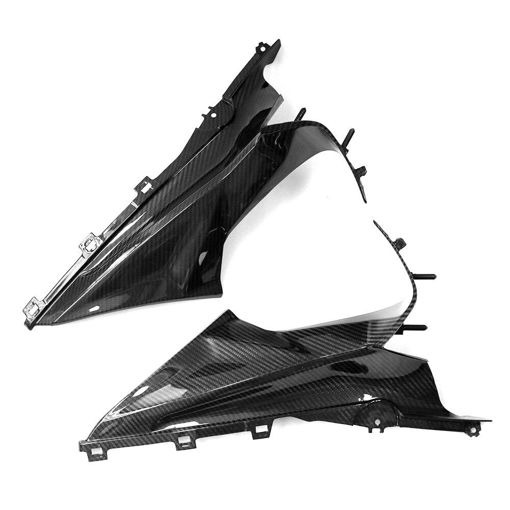 SMOK ل 3K أجزاء دراجات من ألياف الكربون الألواح الجانبية الأمامية لسيارات BMW S1000RR S1000RR 2019 2020