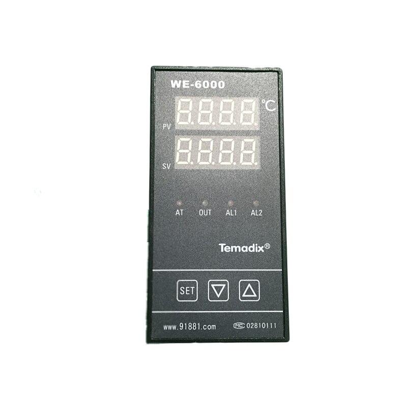 Temadix يوياو أداة لقياس درجة الحرارة مصنع WE-5611 التحكم الذكي في درجة الحرارة WE-6000 بقعة WE-6611 0-999 درجة