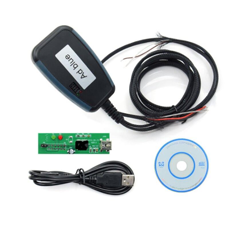 ¡Novedad! emulador azul 7 en 1 para camión de alta calidad con adaptador de programación 7 en 1 emulador adazul 7 en 1 adazul DFDF