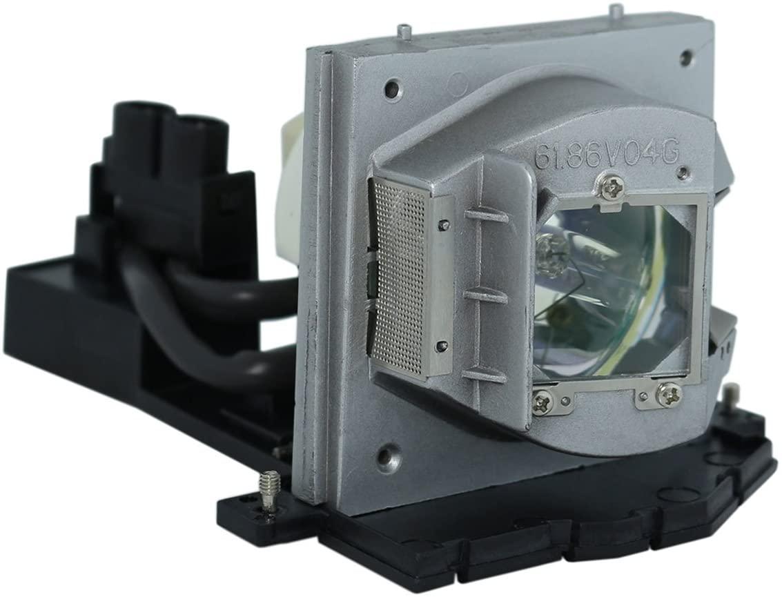 المصباح الكهربي العارض SP.87J01GC01 ل Optoma DX752 / EP752 / TX752 مع السكن