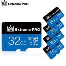 Wholesale Micro SD Card 32GB Class 10 Memory card 4/8/16/64gb TF card 128GB 256GB Flash Memory Micro