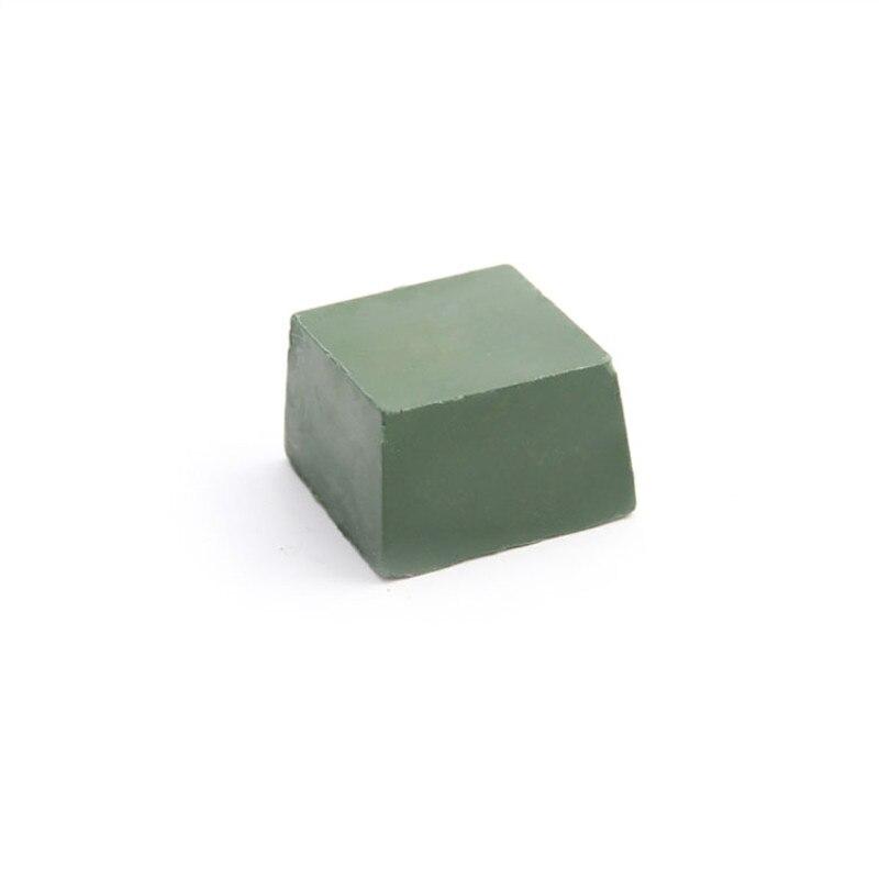 1ks zelená lešticí pasta jemná abrazivní brusná zelená - Brusiva - Fotografie 3