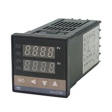 PID 디지털 온도 제어판 BGA 재 작업 스테이션 용 REX-C100 IR 6500 용 bga 부품 IR6500 IR6000 용접