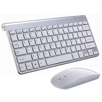 2 4g wireless keyboard and mouse mini protable keyboard mouse combo set for notebook laptop mac desktop pc computer smart tv