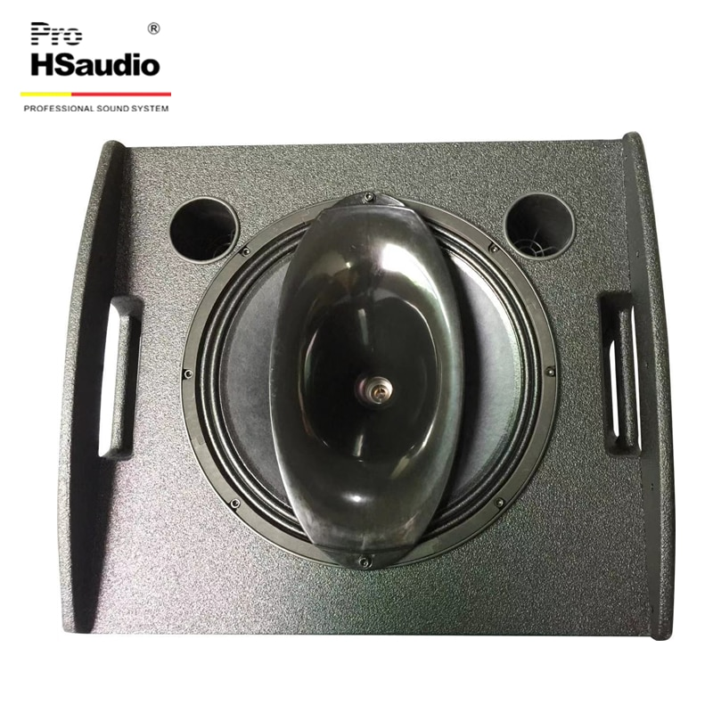 M4 Monitors Coaxial Horn For 15 Inch Speaker  392L*142W *196H MM 1