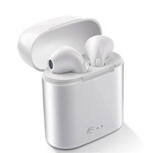 i7s TWS Wireless Earpiece Bluetooth LG  Mic sport Earbuds With Phone Earphones I7 For smart Headset
