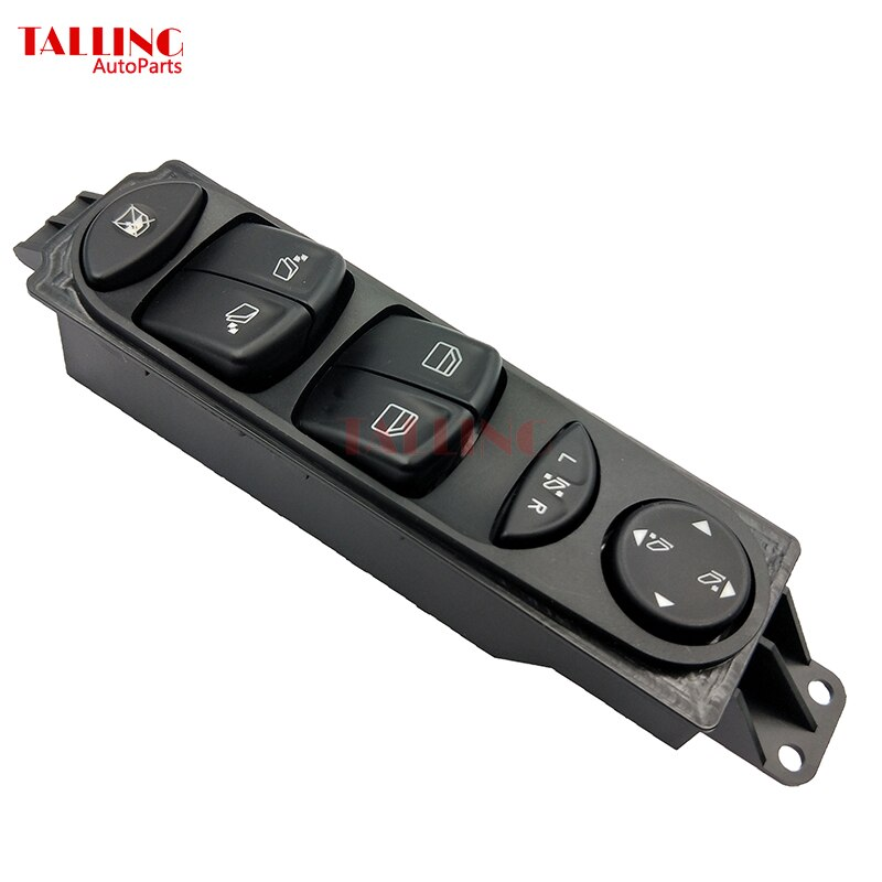 Interruptor maestro de ventana de potencia 6395451313 A6395451313 para Mercedes-Benz Viano wiland W639 2006-2012