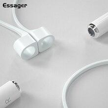 Essager sangle pour écouteurs magnétique pour Apple Airpods Airpod Anti perte sangle boucle corde pour Air Pods Pod Silicone accessoires