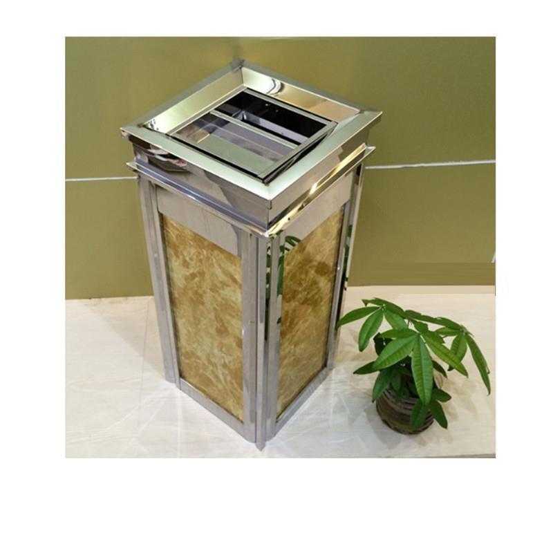 Oficina Kitchen Pattumiera De Banheiro Trash Bag Holder Hotel Commercial Dustbin Lixeira Poubelle Cubo Basura Rubbish Bin enlarge
