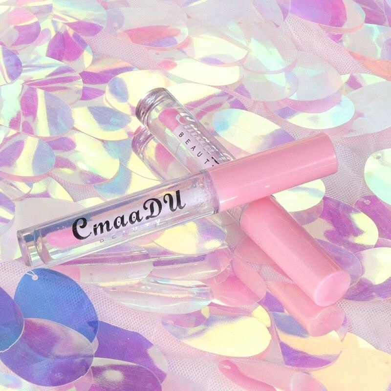Moisturizing Lip Gloss Color Change Lip Glaze Waterproof Long Lasting Lip Tint Liquid Lipstick Natural Long-lasting TSLM1