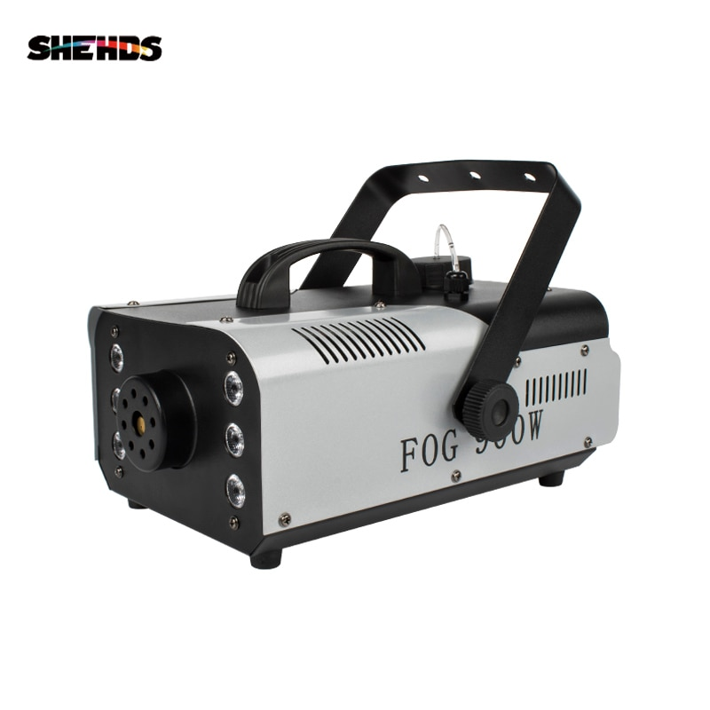 SHEHDS-آلة ضباب LED 900 واط ، 3 في 1 ، تأثير الغلاف الجوي ، جهاز تحكم عن بعد للحفلات الحية ، DJ ، بار المرحلة