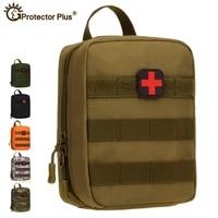 multipurpose medical kit military camouflage waist bag sports riding pocket fishing hunting camping black tactical gear