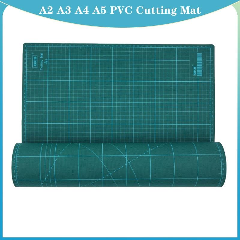 Разделочный коврик из ПВХ A2 A3 A4 A5, лоск�
