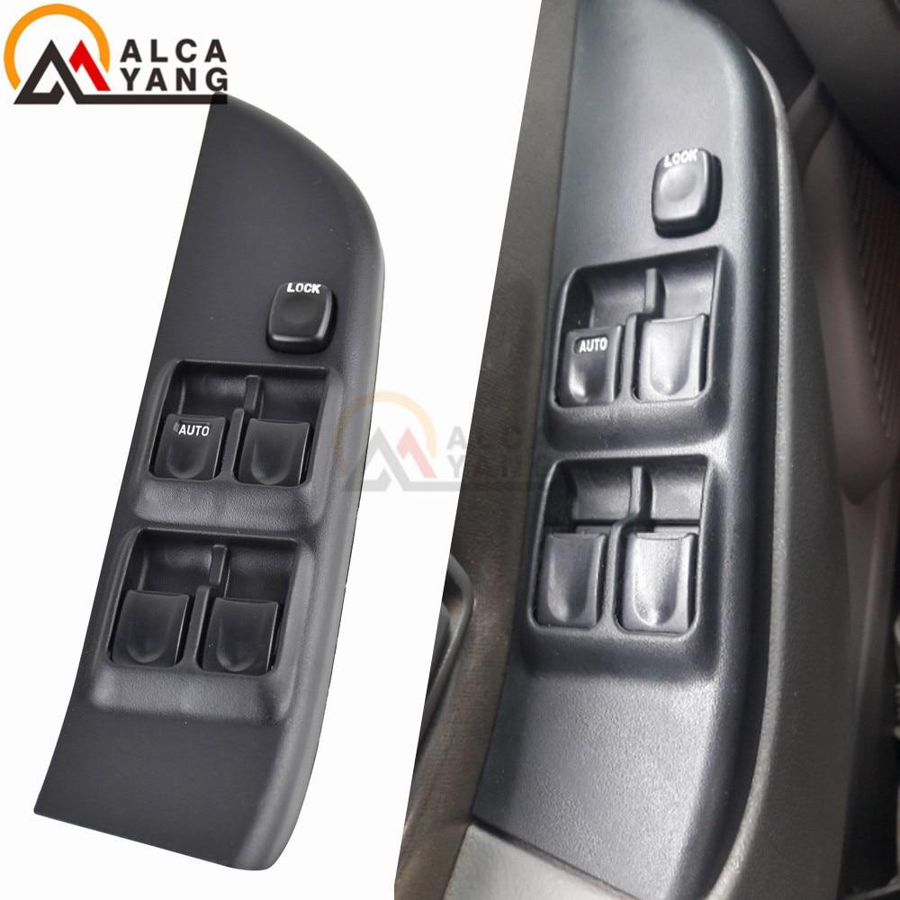 897155246 Front Left Door Master Power Window Switch Panel For LHD ISUZU TFR/TFS LHD 99-09 car accessories