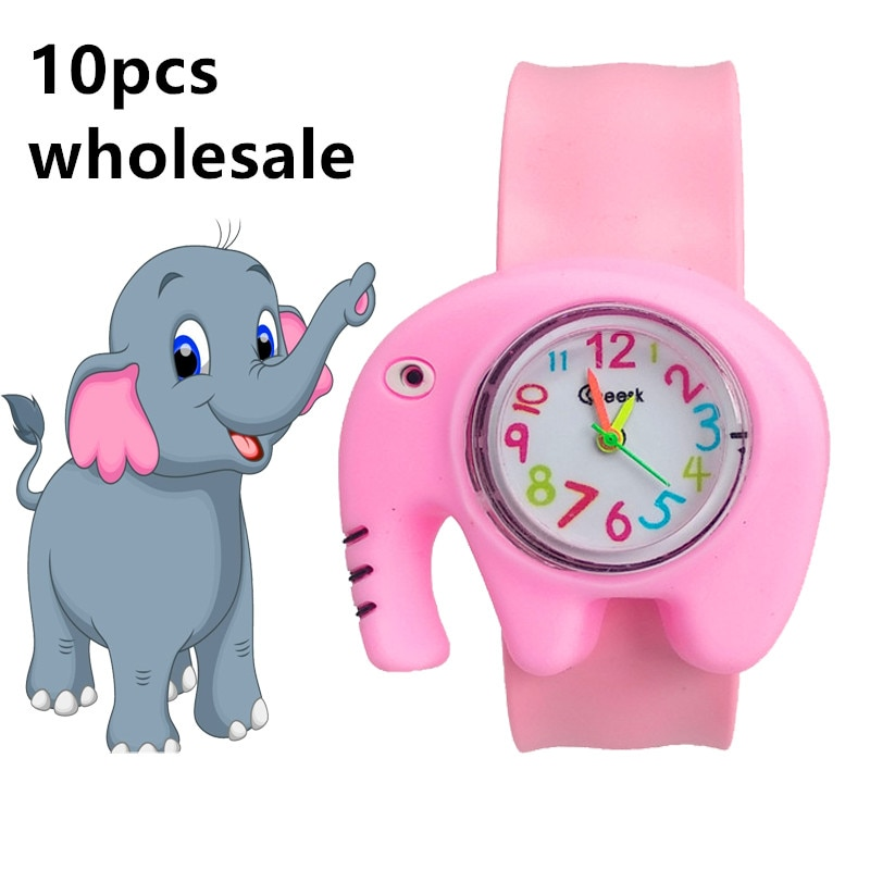 children watch spiderman sets cartoon kids part set watches wallet 3d cartoon child wristwatch and purse for boys girls students 10pcs Wholesale 3D Elephant Cartoon Children Watch Rubber Electronic Kids Watches for Boys Students Girls Baby Gift Clock Reloj