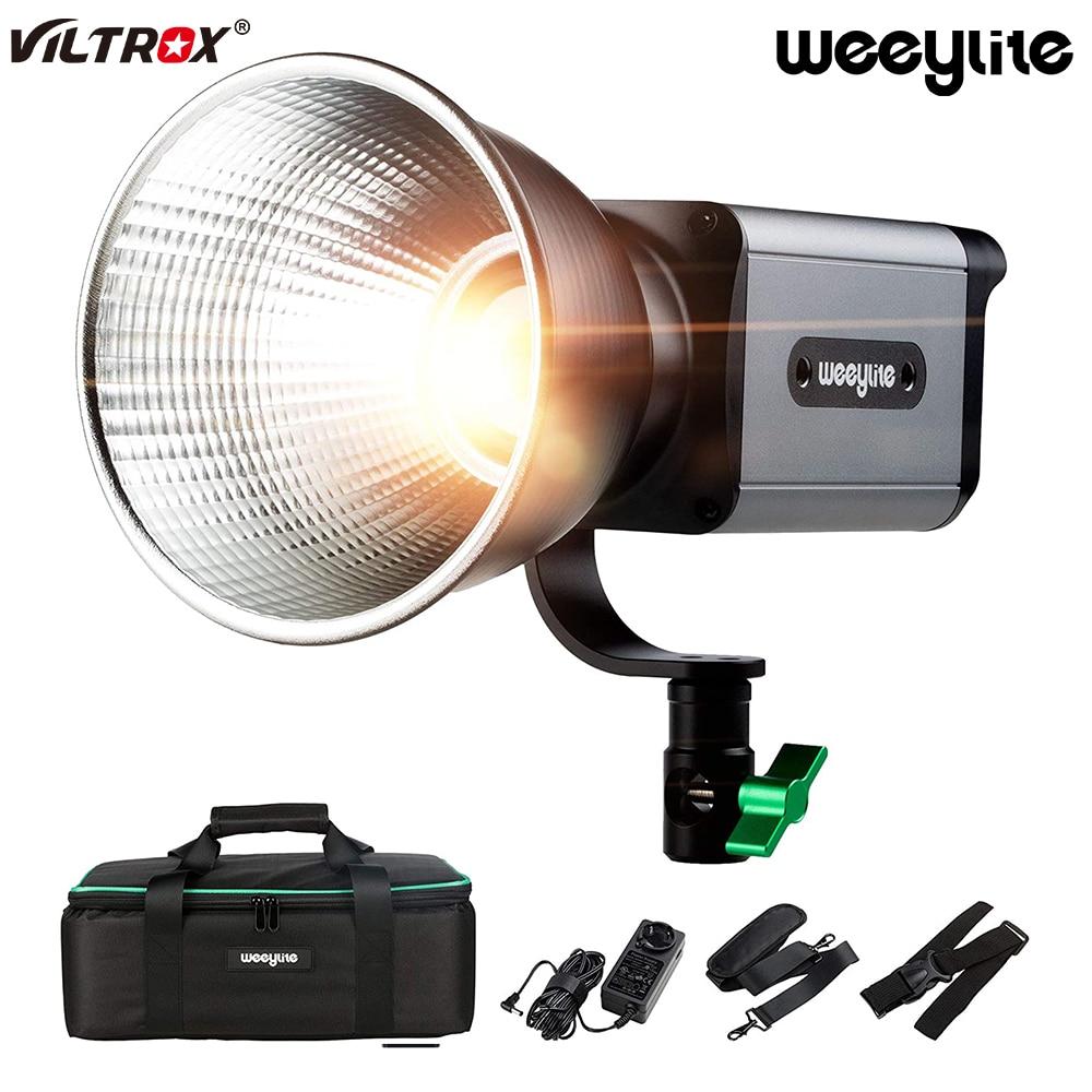 VILTROX Weeylite النينجا 200 60 واط مصباح COB ثنائية اللون COB الإضاءة المستمرة ، LED الفيديو للتصوير الفوتوغرافي استوديو صورة حية