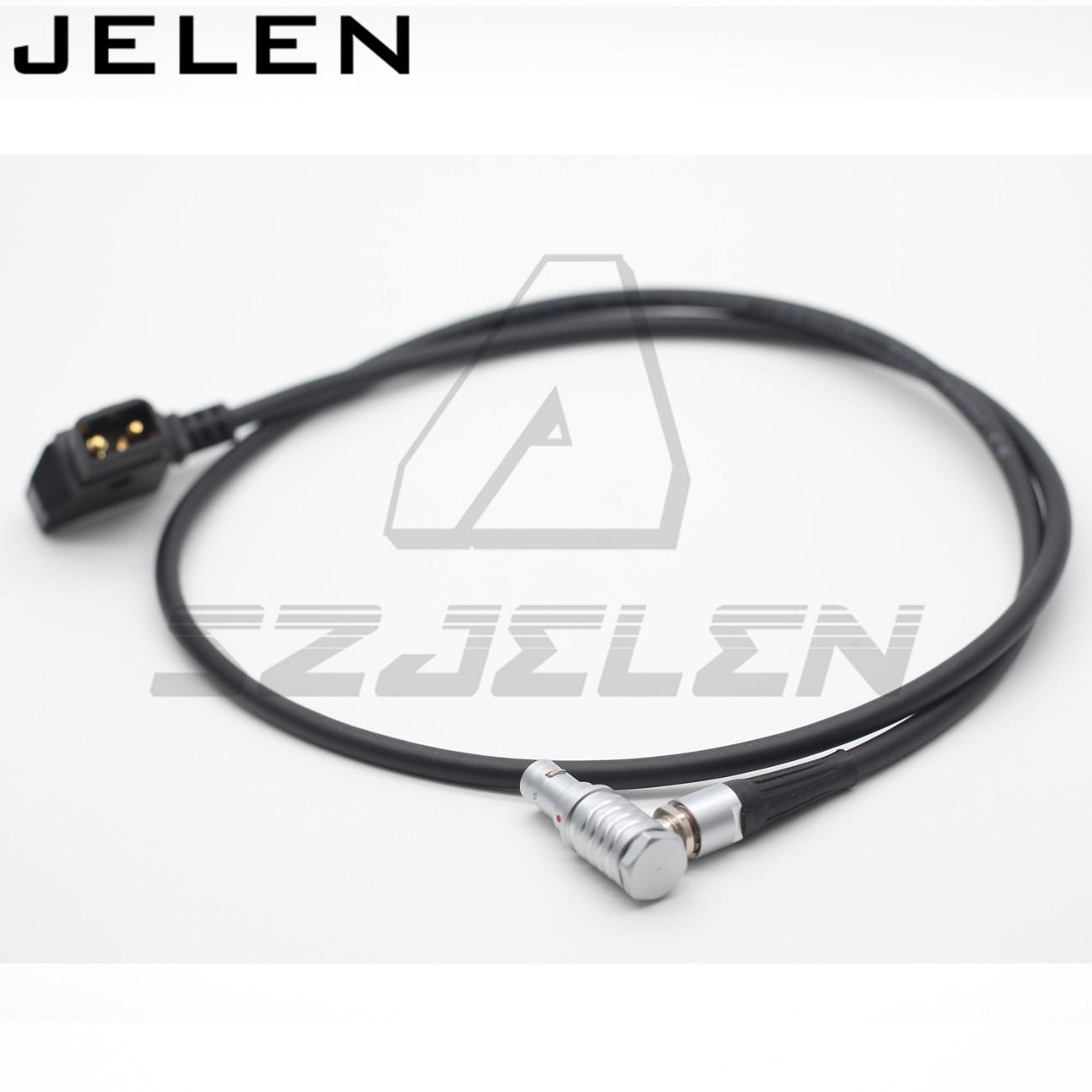 DTAP to Connector 0B 7pin for TILTA Nucleus-M WLC-T03 Wireless Follow Focus Lens Control Nucleus M power cable,  70cm