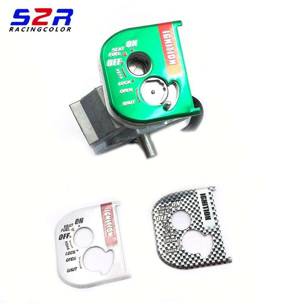 Accessoires de commutateur de Scooter de moto pour Honda PCX150 SH125 SH150 LEAD125 AIR blade e125 PCX SH 150 couvercle de capuchon de verrouillage de clé dallumage