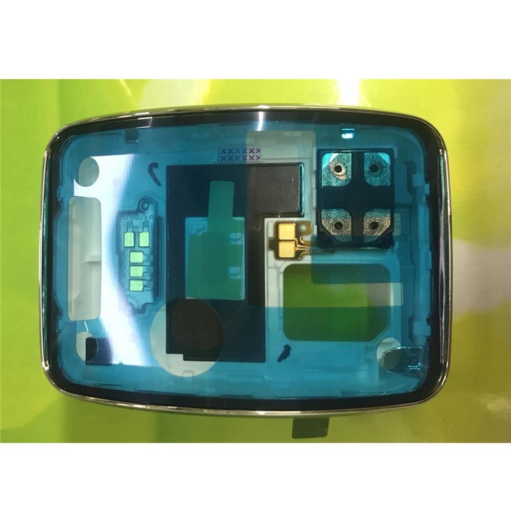 Carcasa trasera cubierta trasera tapa trasera cubierta de batería para Samsung Galaxy Gear S SM-R750 R750V R750T R750A