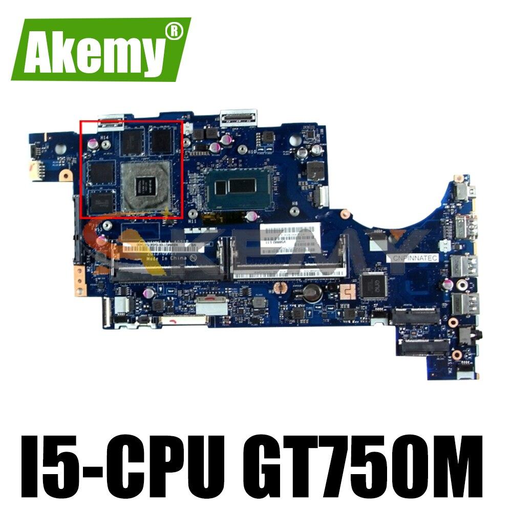 لشركة أيسر أسباير R7-572 اللوحة الأم R7-572G اللوحة الأم V5MM2 LA-A021P مع i5-4200U/4210U GT750M 2G-GPU 100% اختبارها بالكامل