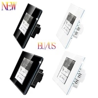 New Mini Smart 4 In 1 Light Control Switch Wifi Home Appliance Control Automation R2Max L8-HS Switch Support HomeKit Dropship