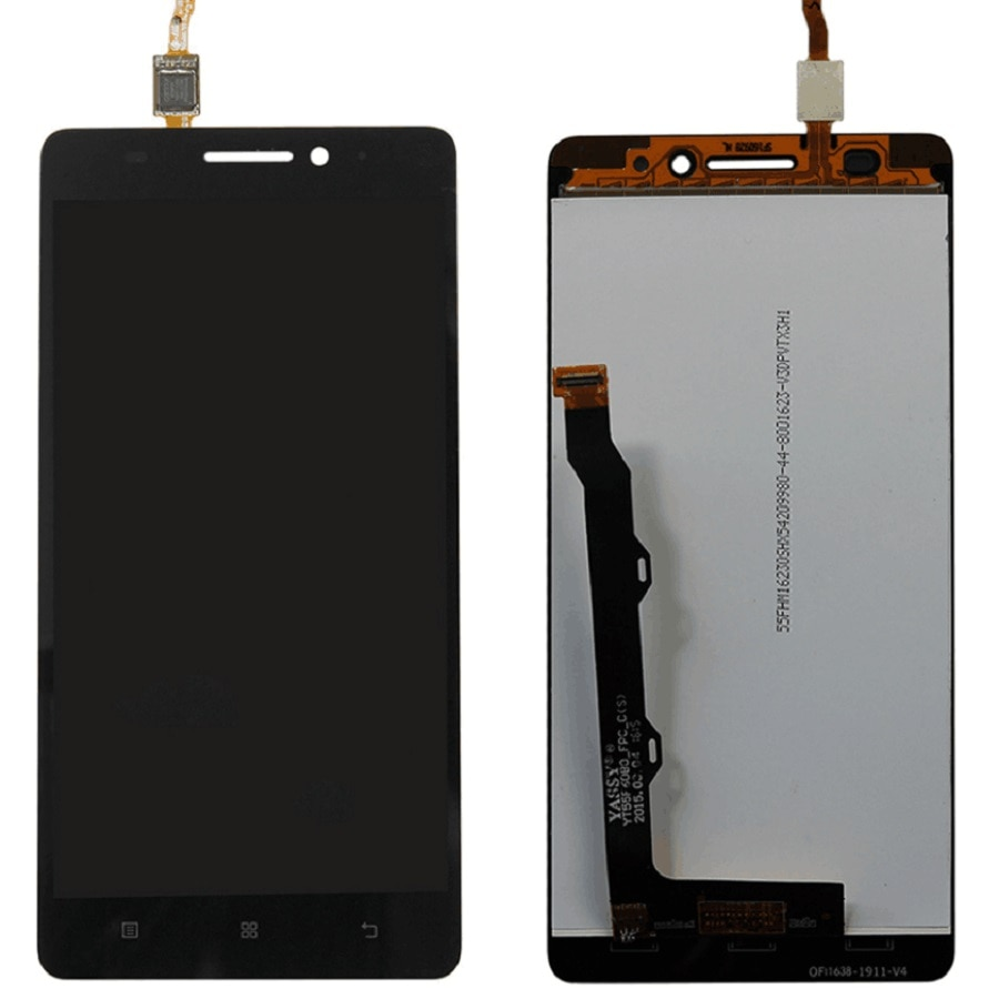 Pantalla LCD y digitalizador de pantalla táctil reemplazo de montaje completo para Lenovo S8 A7600 A7600M A7600-M