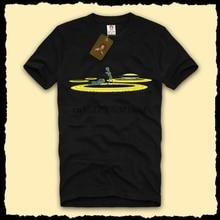 Alien Invasion Crop Circle Men T-Shirt Fun Space Area 51 Ufo Novelty Tops  Summer Fashion New Printed Men Cool Tee Shirts