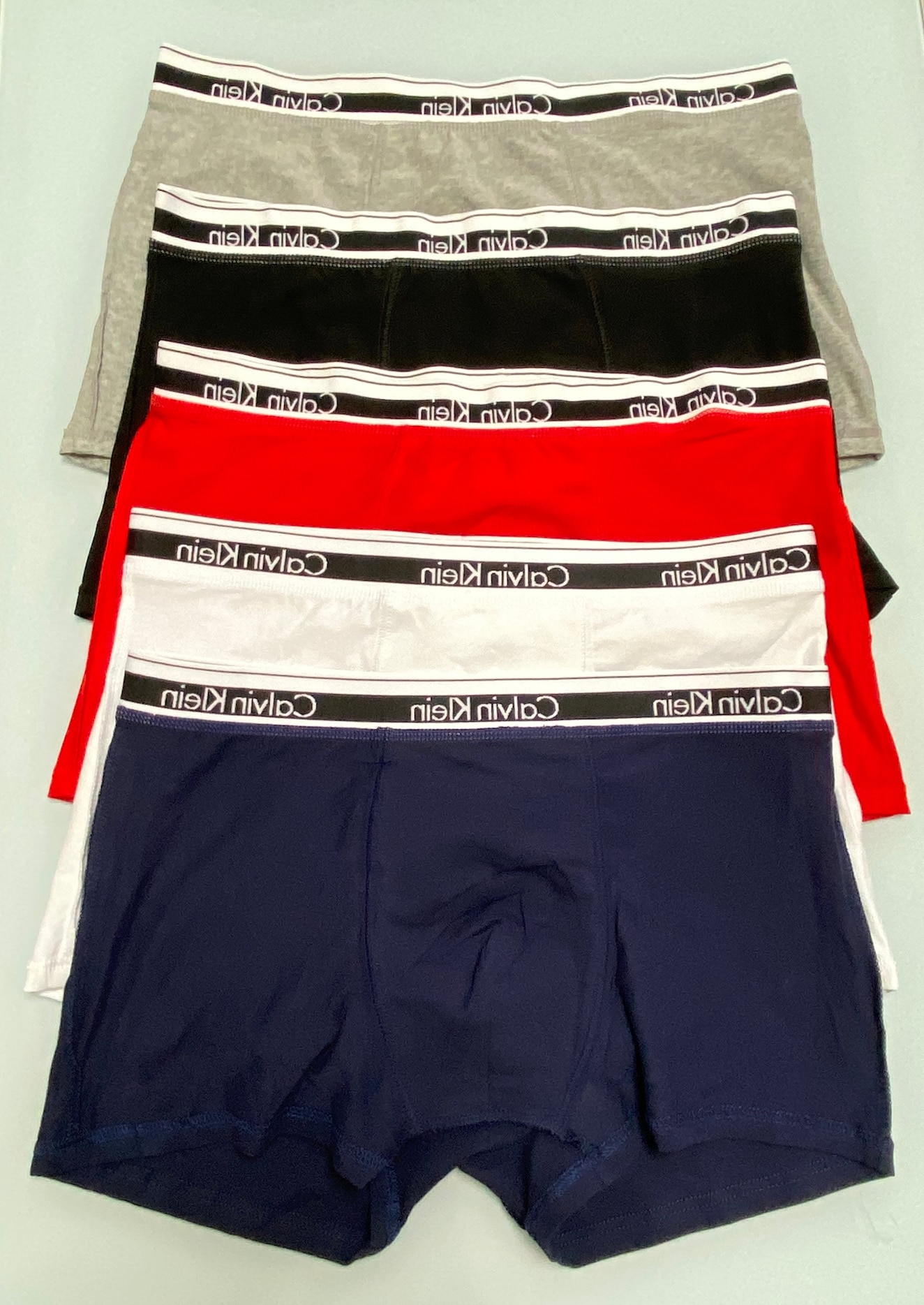 Trendy Brand Men's Underwear Men's Pure Cotton Breathable Boxer Shorts Pure Cotton Boxer Shorts 2021