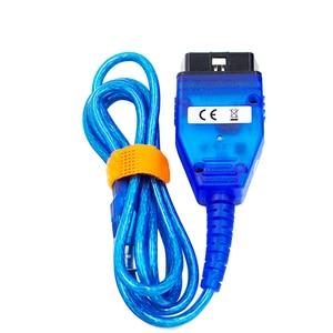 Image 5 - INPA K + CAN K + DCAN с переключателем, обнаружение ошибок автомобиля, диагностическая линия, скрытая щетка, подходит для BMW, интерфейс INPA EdiabasUSB