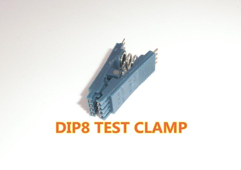 Зажим-клипса для программирования EEPROM на USB-программаторе TL866CS TL866A TL866II PLUS CH341A EZP2010