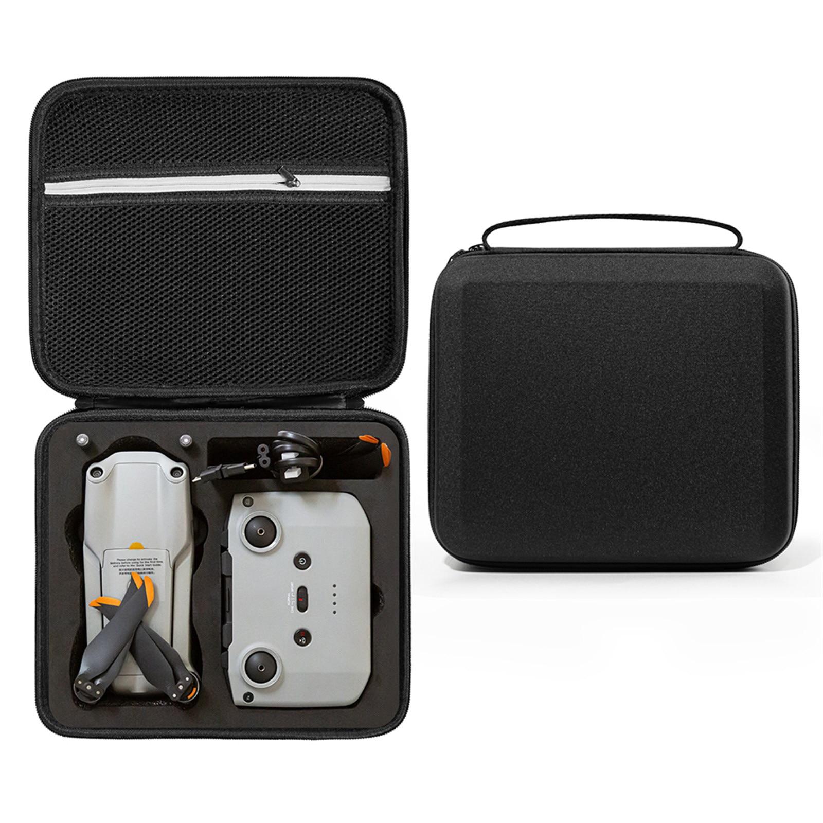 Storage Box For Dji Mavic Air 2/2s Rc Drone Carrying Case Travel Handbag Hard Shell Portable Drone Storage Case