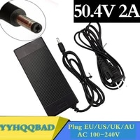50 4v 2a high quality charger 50 4v 2a lithium li ion charger for 12s lithium battery pack fake one lost ten free shipping