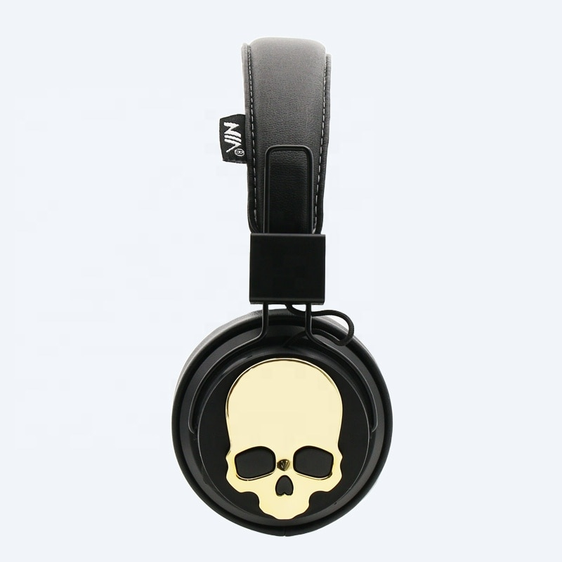 Hot Sell Original NIA X7 Outdoor Bluetooth Headphones Wireless Stereo Head-mounted Gaming Headset Mic Support phone APP to enlarge