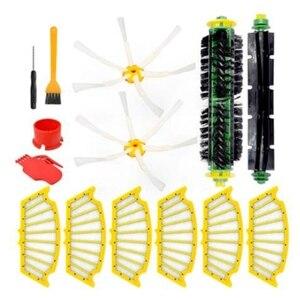 Side Brush Flat Filter Bristle Flexible Brush for IRobot Roomba 500 Series 510 520 521 530 535 Robot Spare Parts