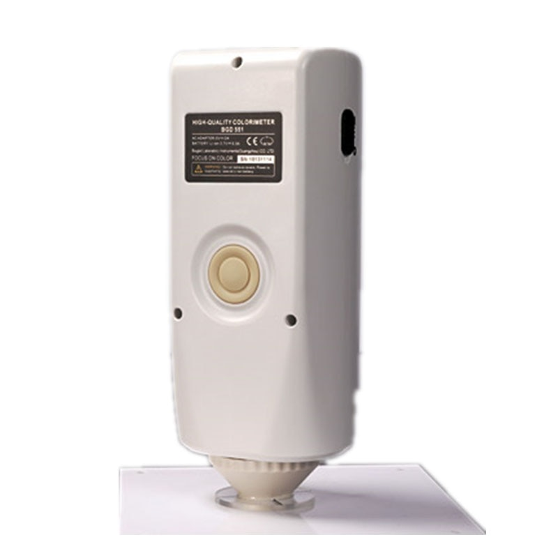 BGD551 Economic Portable colorimeter 4mm Measuring Aperture enlarge