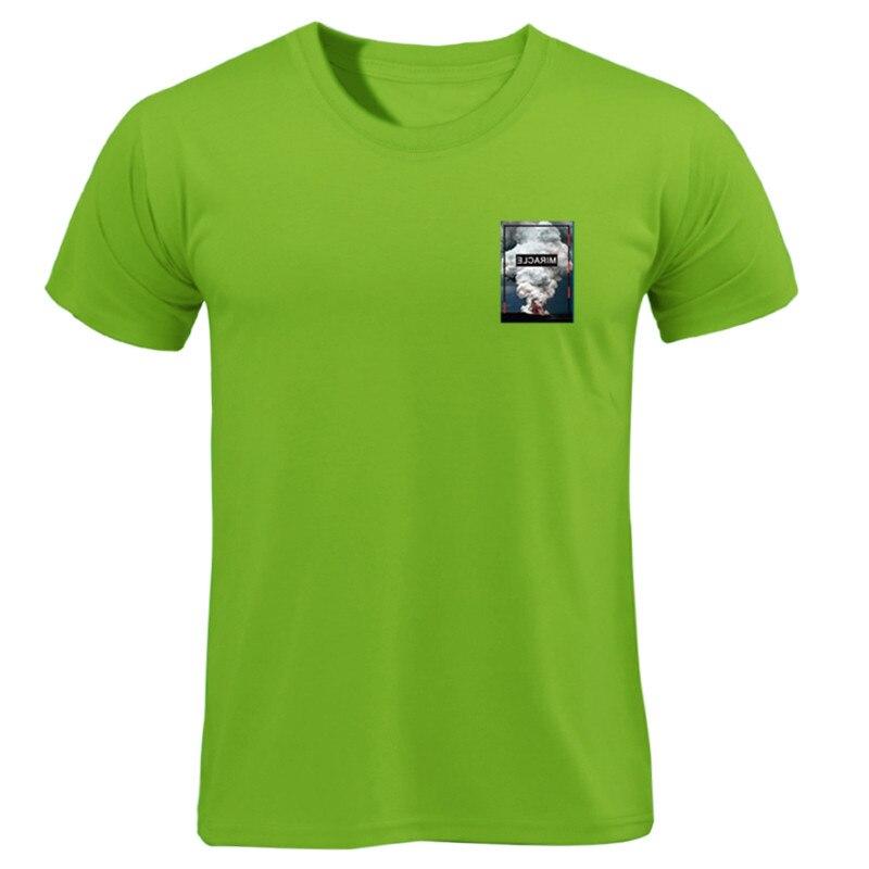 2019 camiseta del capitán de los Estados Unidos camiseta impresa 3D hombre Manweifu horrible explosivo Nuclear hombre guerra ropa deportiva hombre