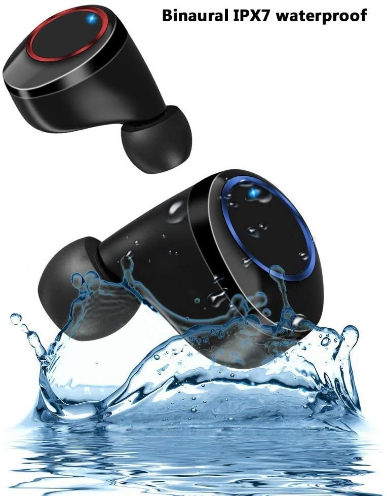 Original BLZK  TWS Wireless Earbuds in-Ear Bluetooth Earphone Premium Sound Bluetooth 5.0 Noise Eeduction Touch Control enlarge