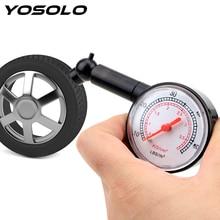 Vehicle Tester Auto Bike Motor Tyre Air Pressure Gauge Car Tire Pressure Gauge Meter Car Diagnostic Tools Monitoring system