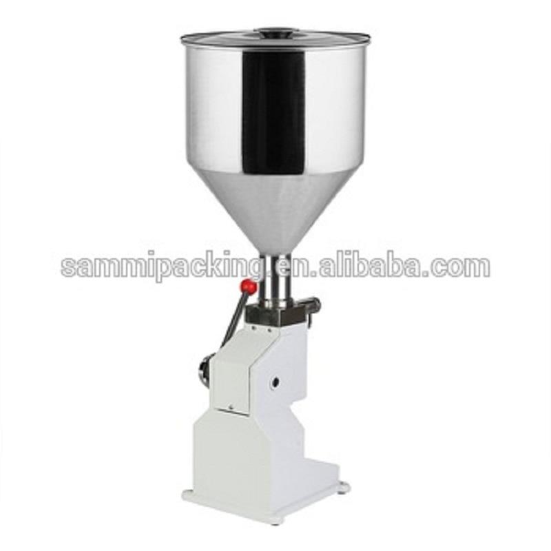 Hot Sale A03 Manual Cream Filling Machine/Manual Filler 5-50ML