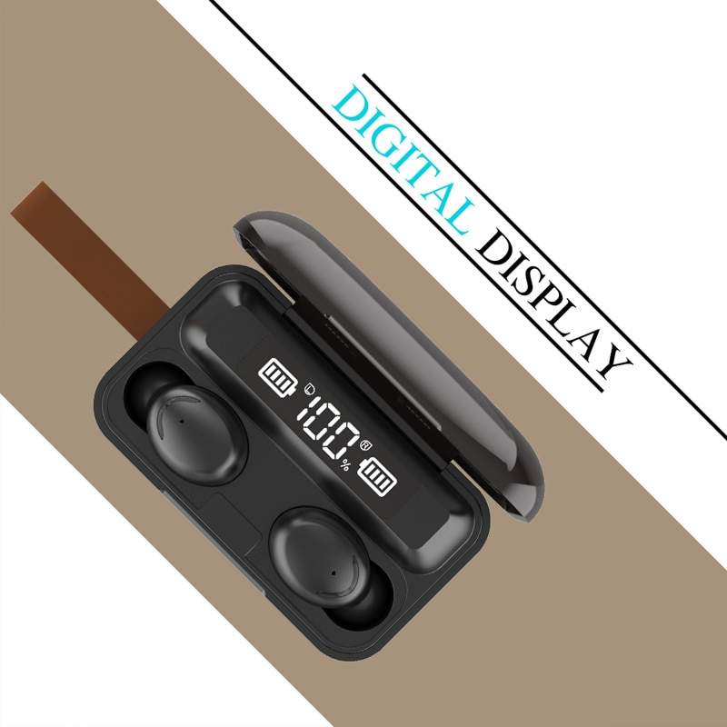 Audifonos Headphone Airdots 2 Ear Phones Cascos Auriculares Inalambrico Auricular Ecouteur Sans Fil Bluetooth Wireless Earphones enlarge