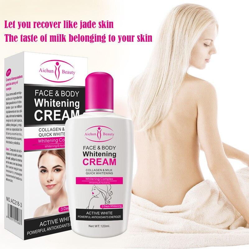 120 мл крем для тела, отбеливающий крем для темной кожи, отбеливающий крем для тела, отбеливающий крем для подмышек TSLM1