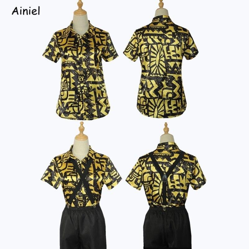 Camiseta stranger things fantasia, camiseta dustin onze, traje jim hopper 3d, impressão amarela, manga curta, blusa feminina me