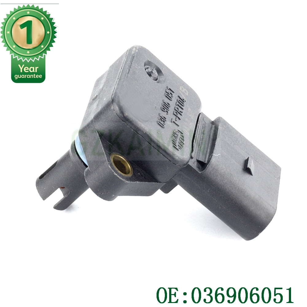 Датчик давления для впускного коллектора OEM 036 906 051 для AUDI SEAT SKODA GOLF для POLO 036 906 051 036906051